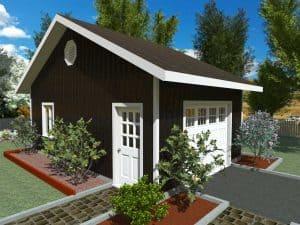 custom building kits garage package garages twocar two asp car buildingpackages
